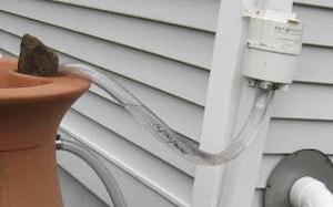Rain Barrel Downspout Diverter